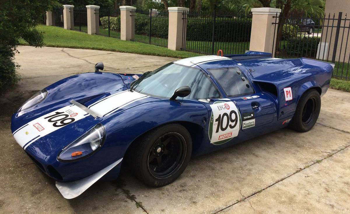 1967 Lola T70 Mk3 For Sale