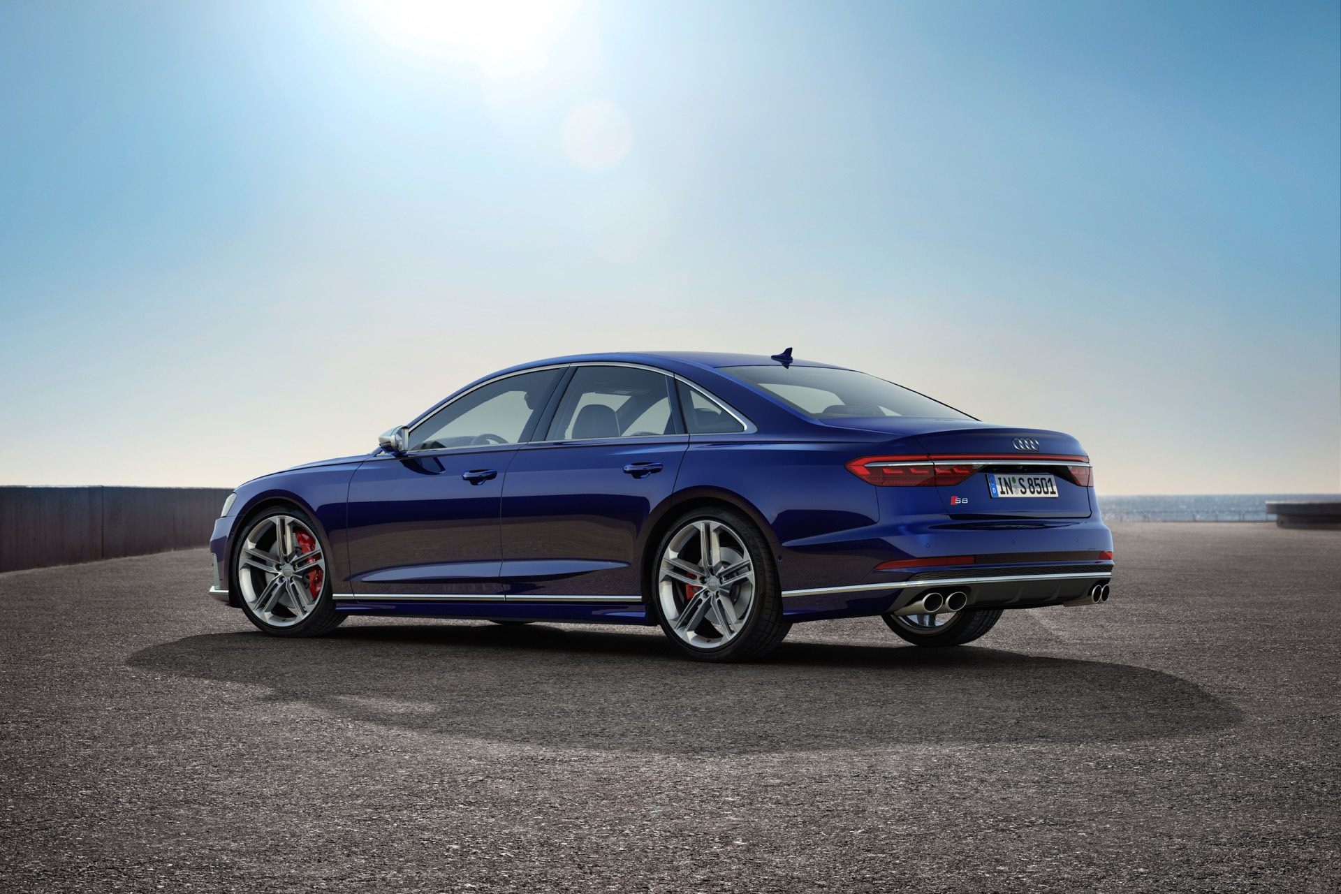 2020 Audi S8 Review