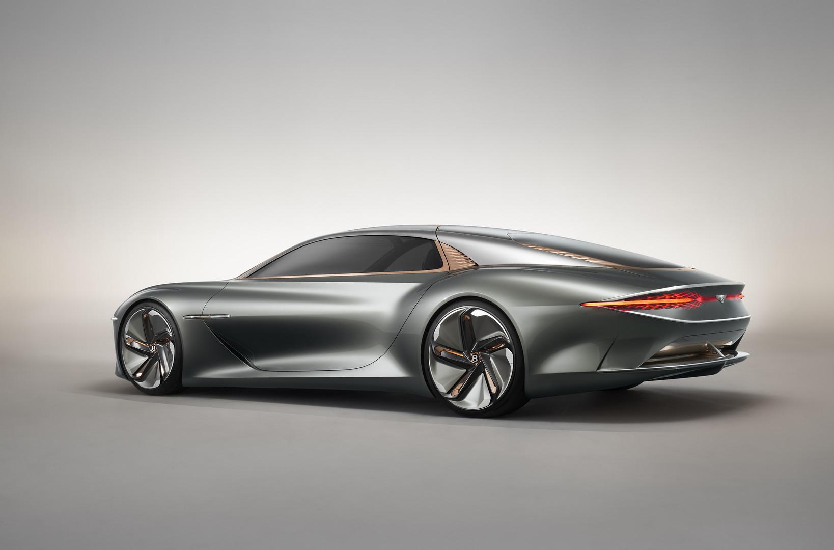 Bentley EXP 100 GT Review