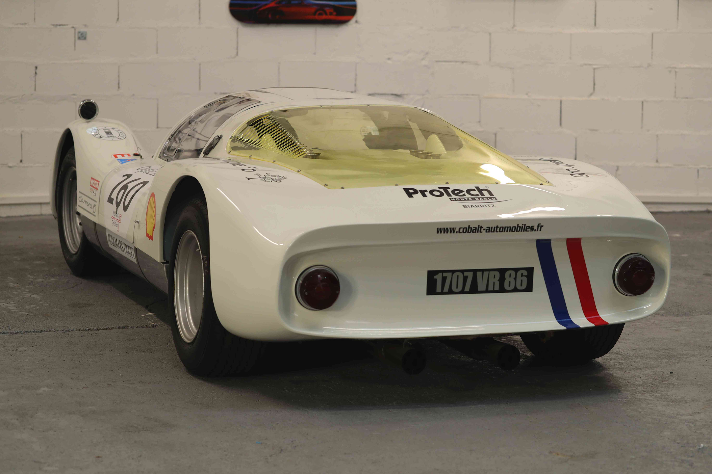 1966 Porsche 906 Race Car
