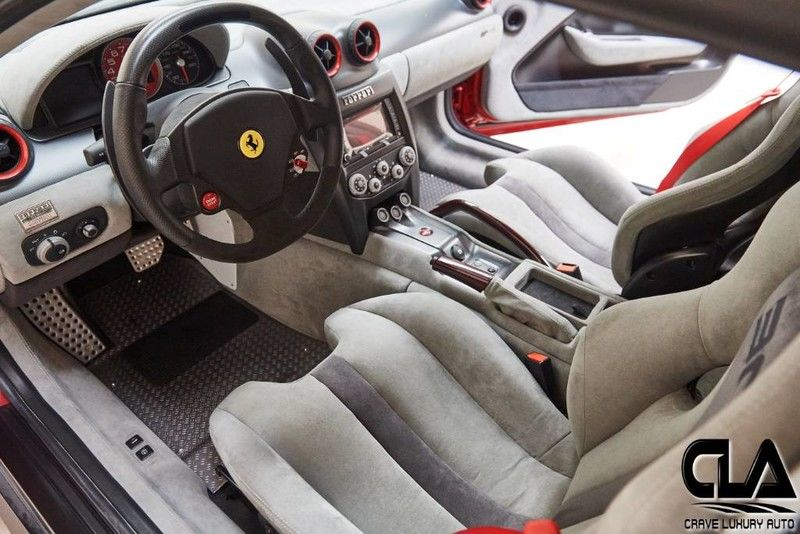 2012 Ferrari SP30 Interior