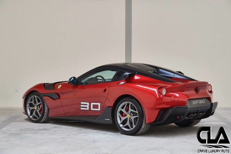 2012 Ferrari SP30