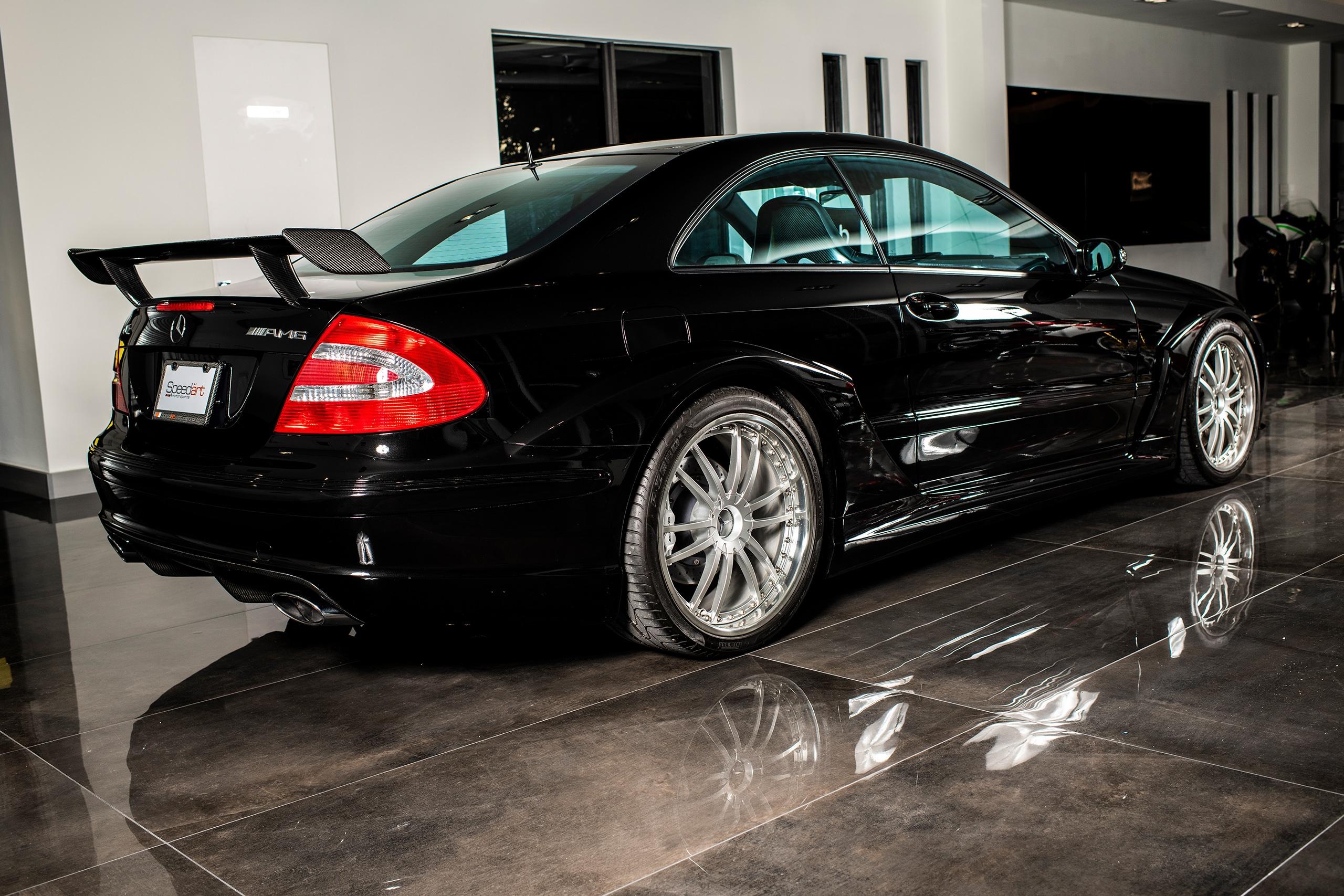 Mercedes-Benz CLK DTM For Sale