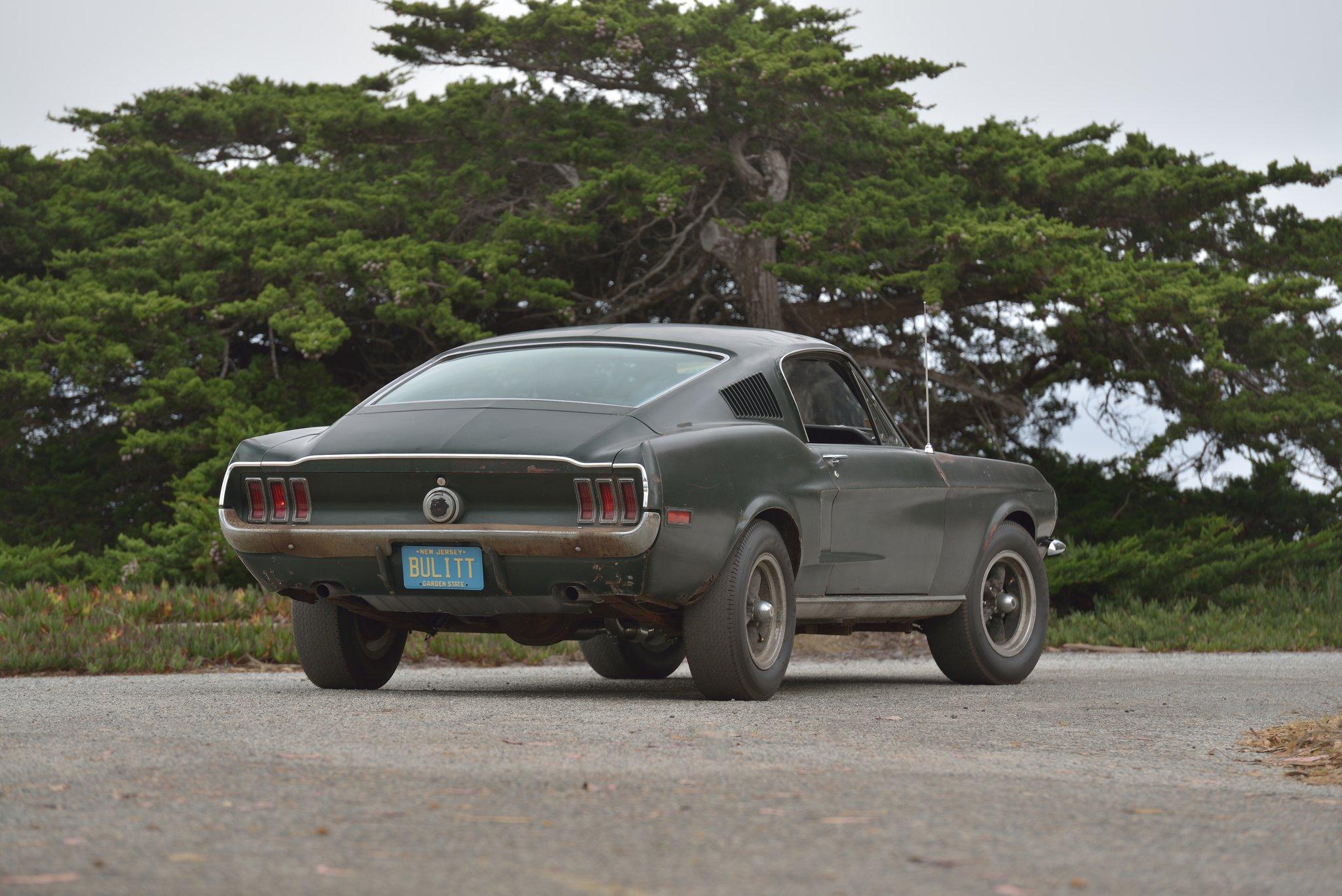 1968 Bullitt Mustang For Sale