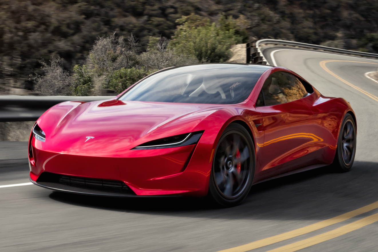 The 10 Fastest Electric Cars In The World Exotic Car List
