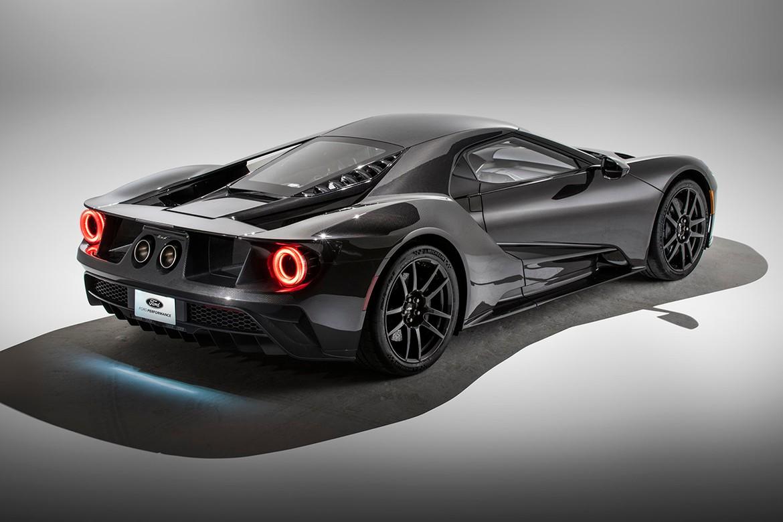 2020 Ford GT Liquid Carbon