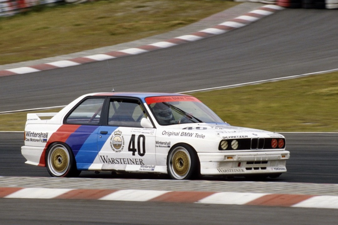 BMW E30 M3 Race Car