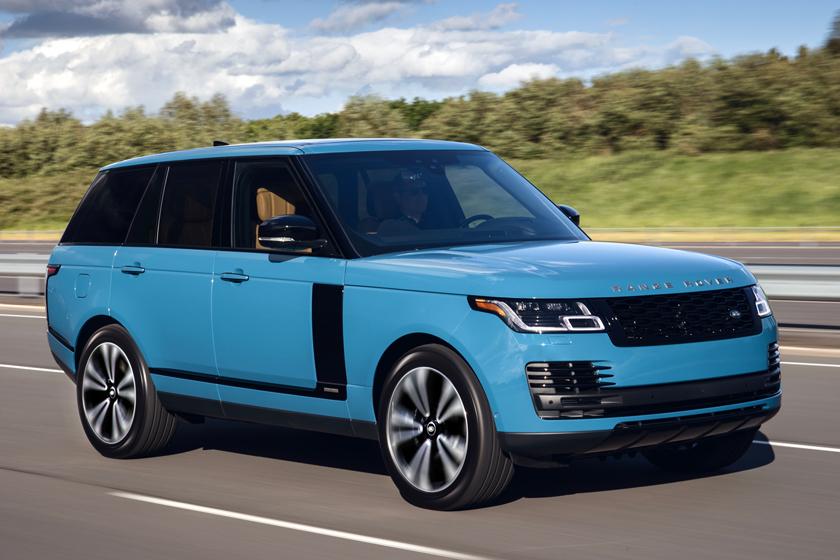 Range Rover 50th Anniversary