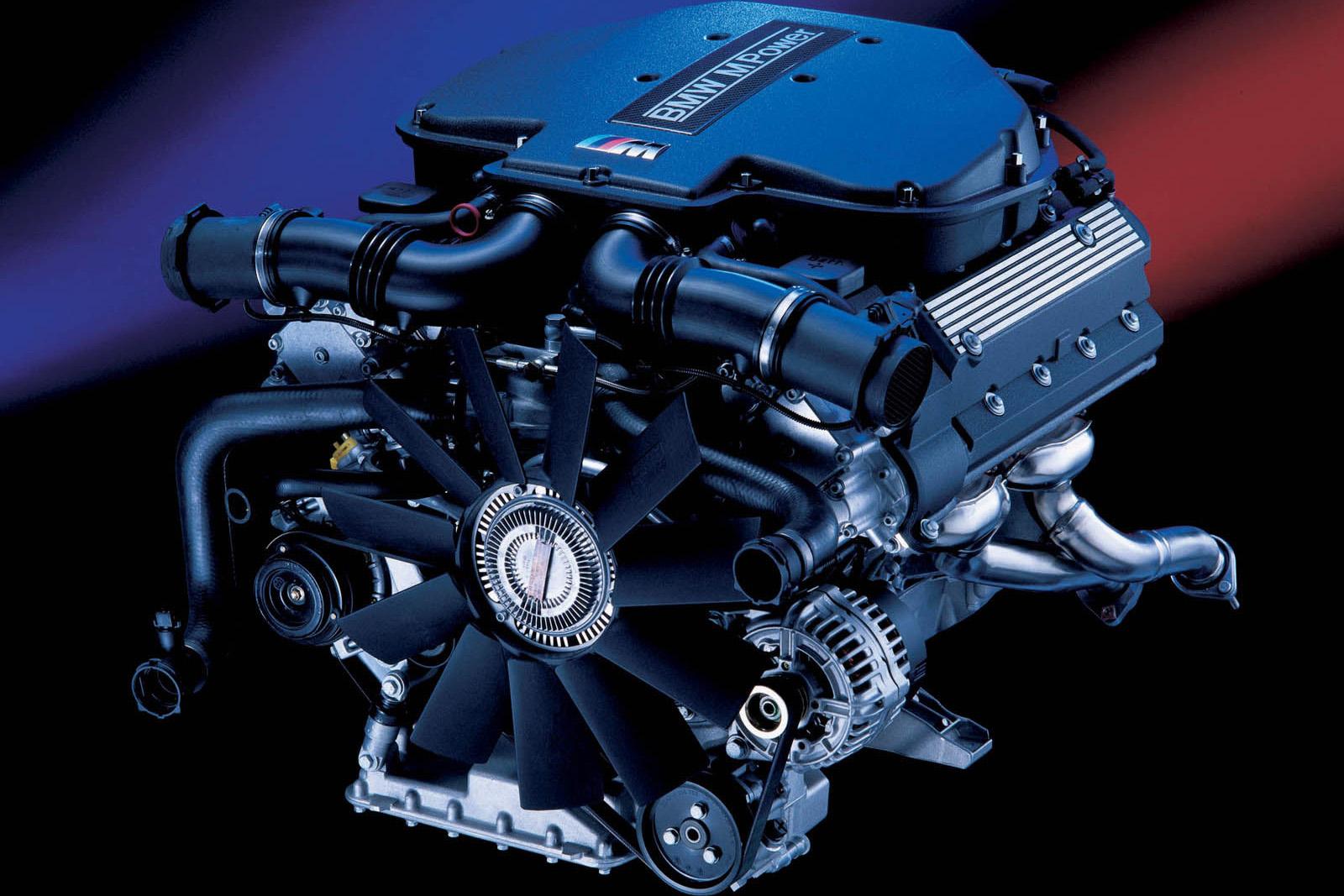 S62 BMW Engine