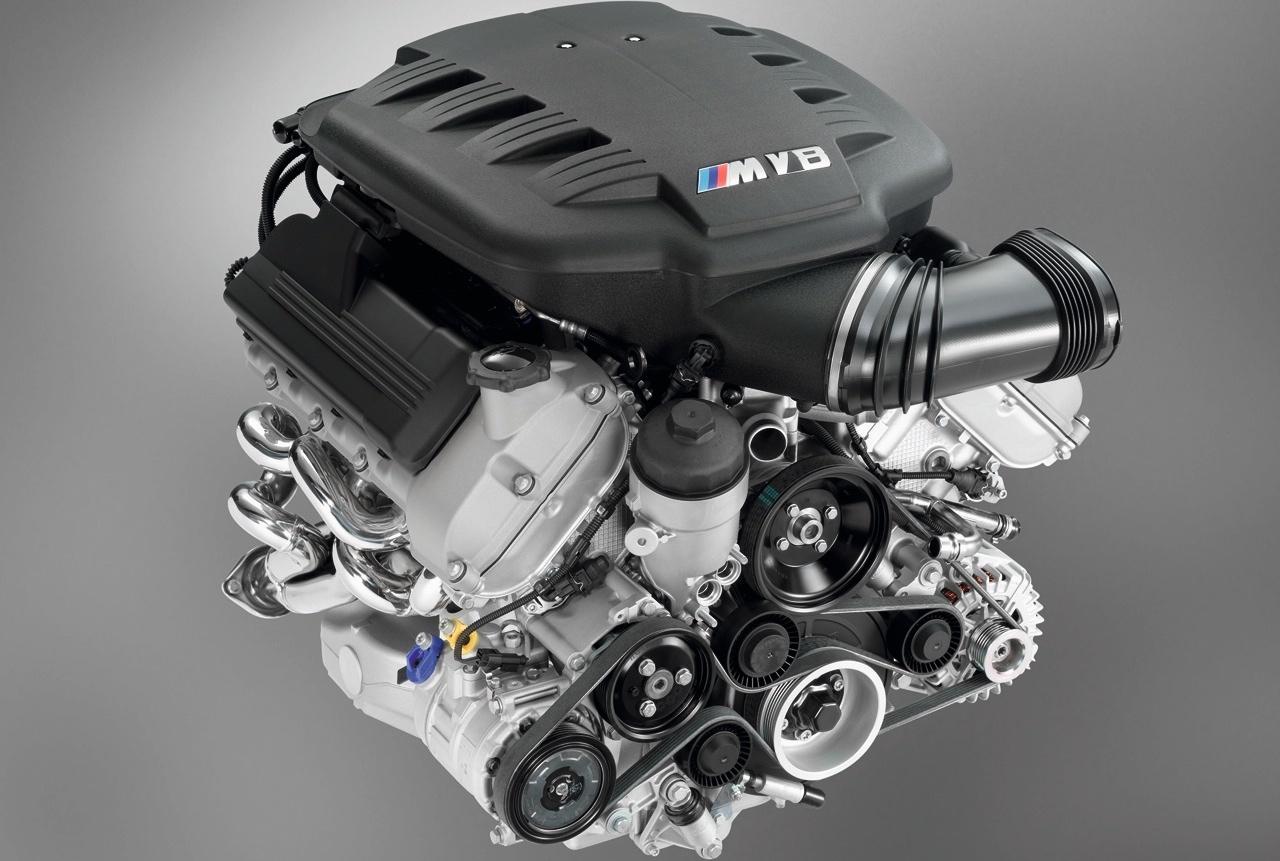 S65 BMW Engine