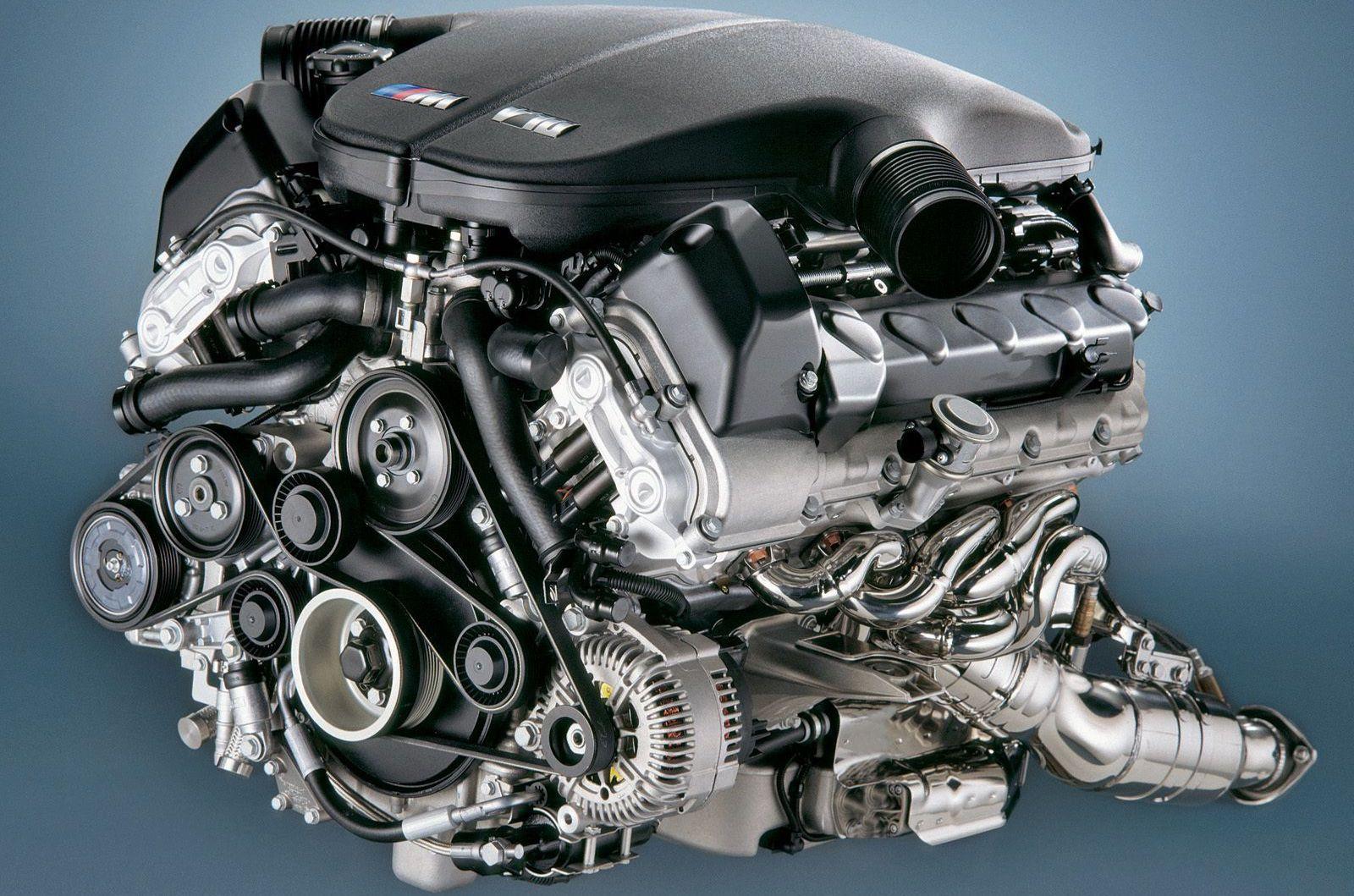 S85 BMW Engine