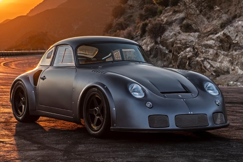 Porsche 356 RSR Outlaw Coupe