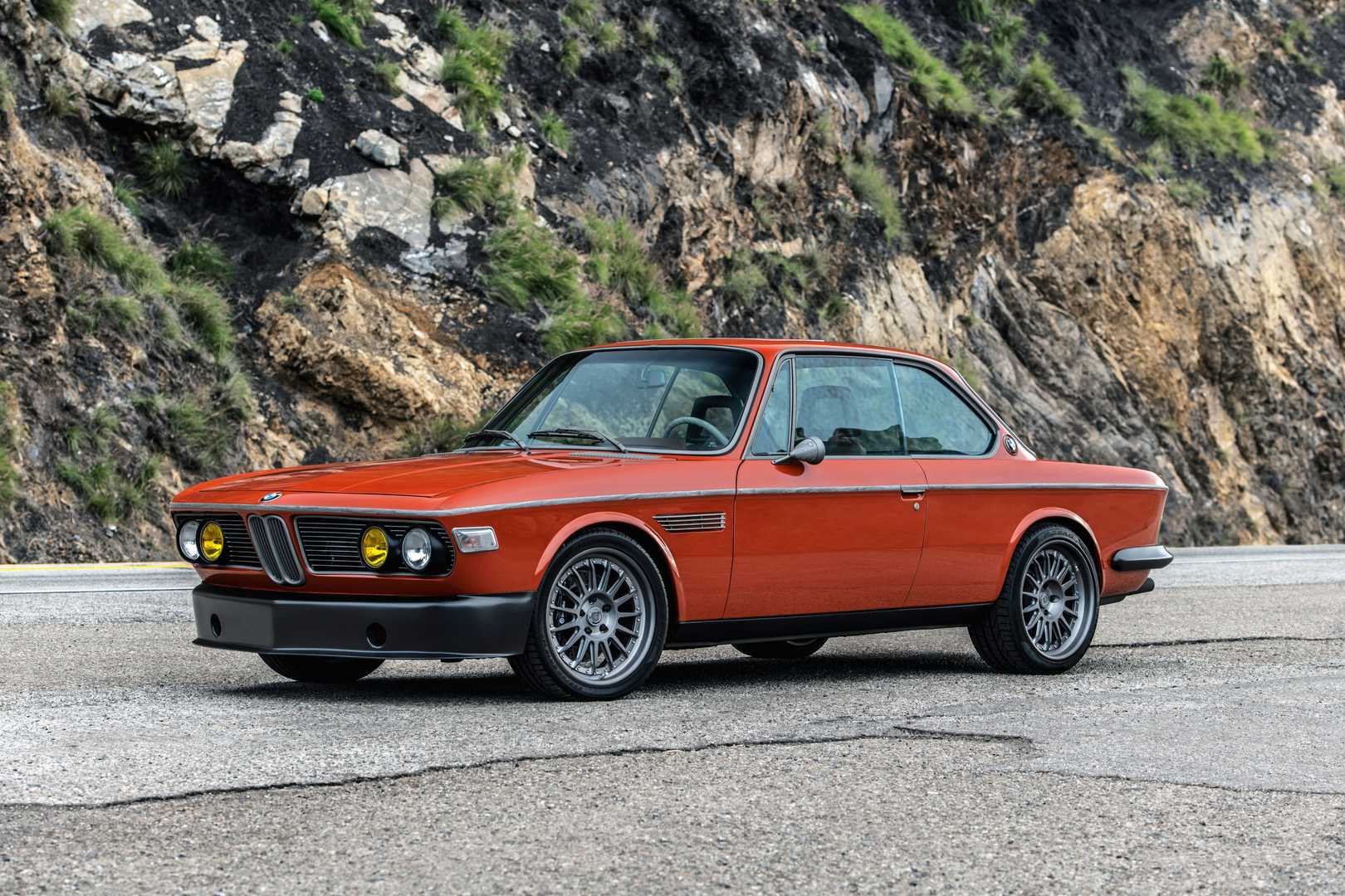 1974 SpeedKore BMW 3.0 CS