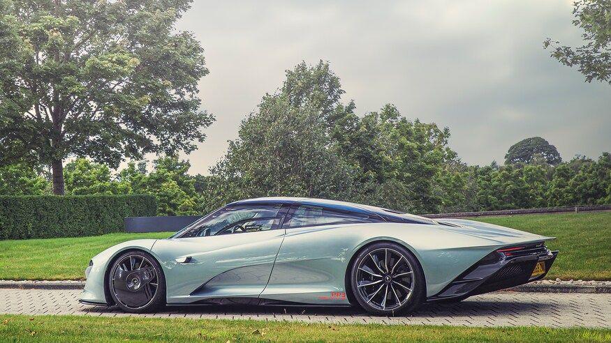 2021 McLaren Speedtail