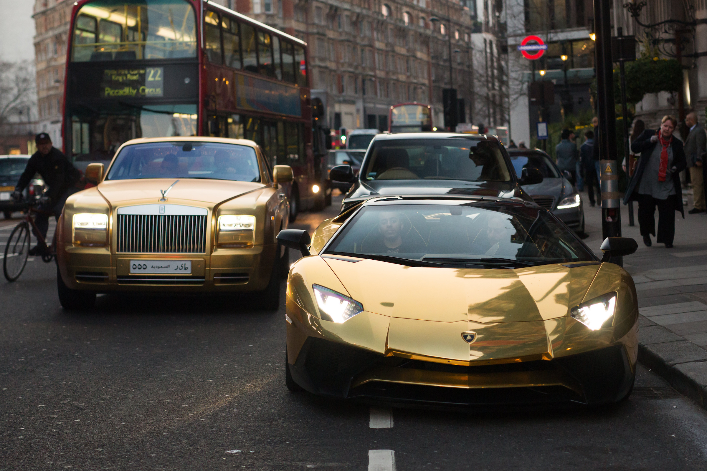 London Supercars