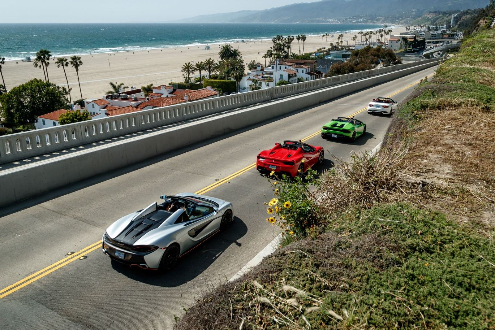 Los Angeles Supercars