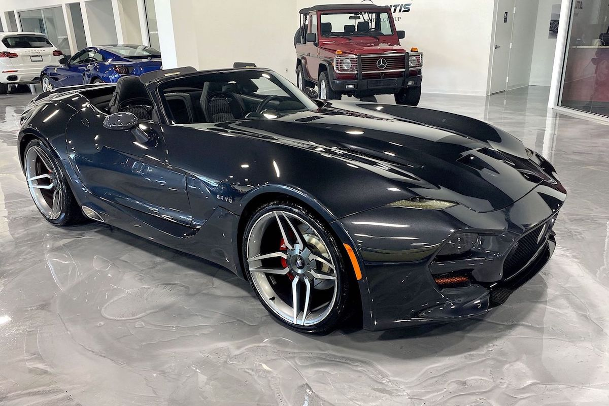 2017 VLF Force 1 V10 Roadster For Sale