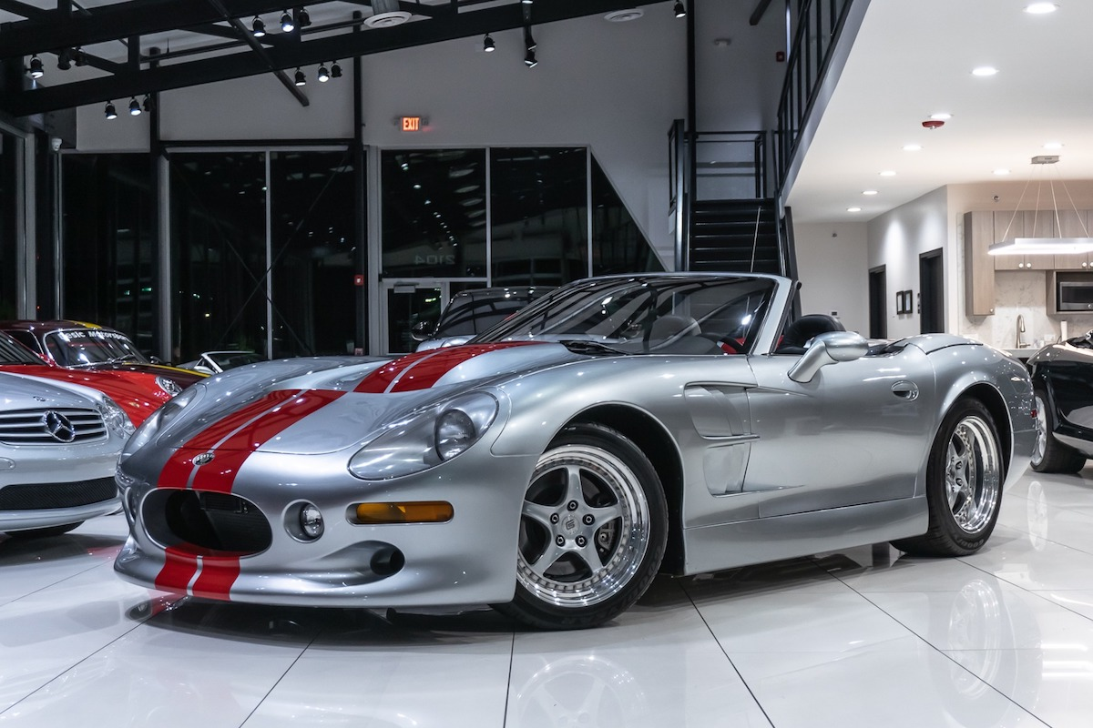 1999 Shelby Series 1 Roadster For Sale