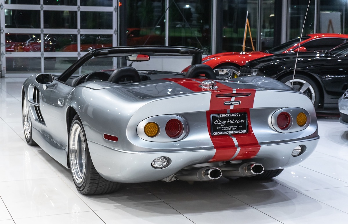 Shelby Series 1 Roadster For Sale