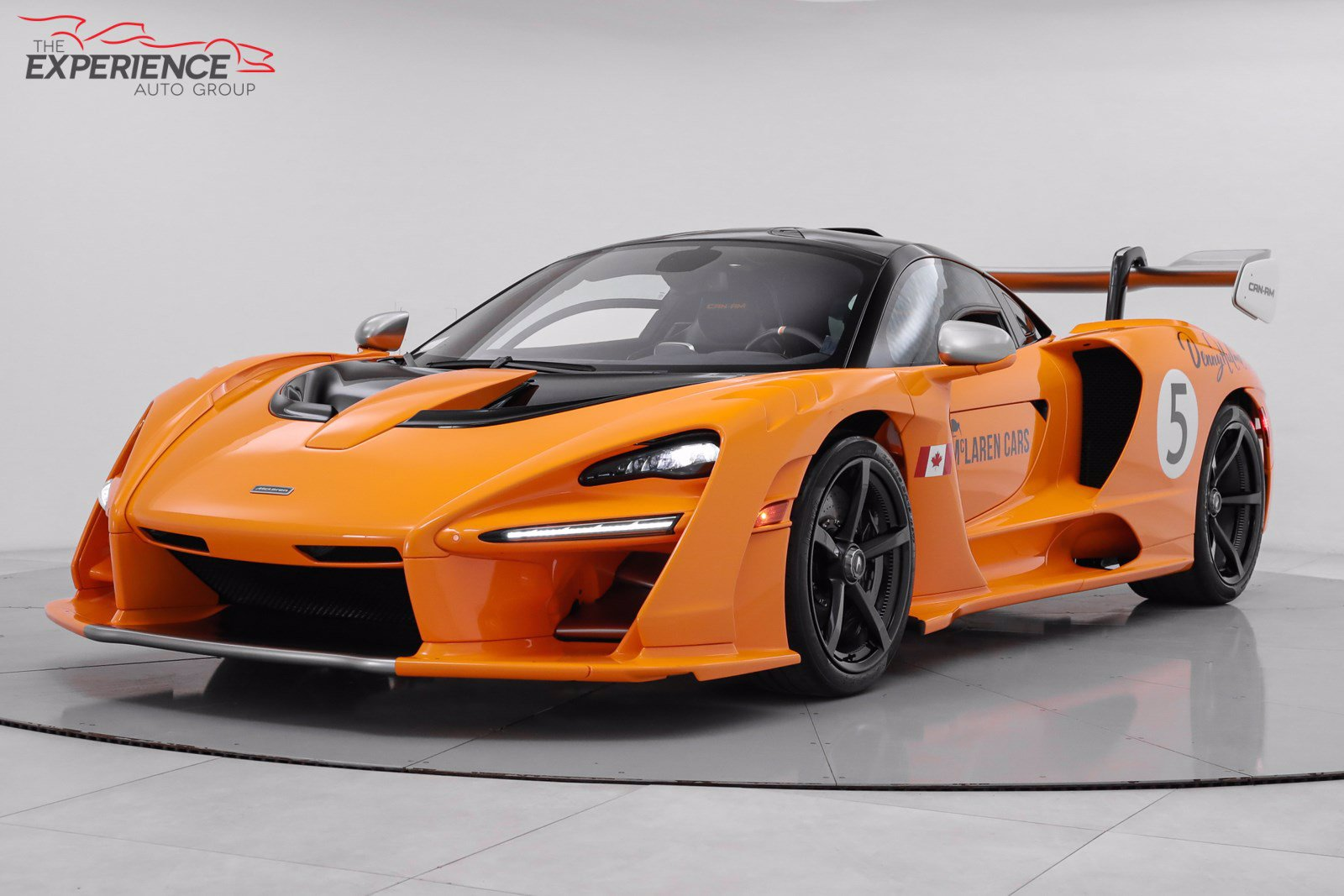 McLaren Senna Can-Am For Sale