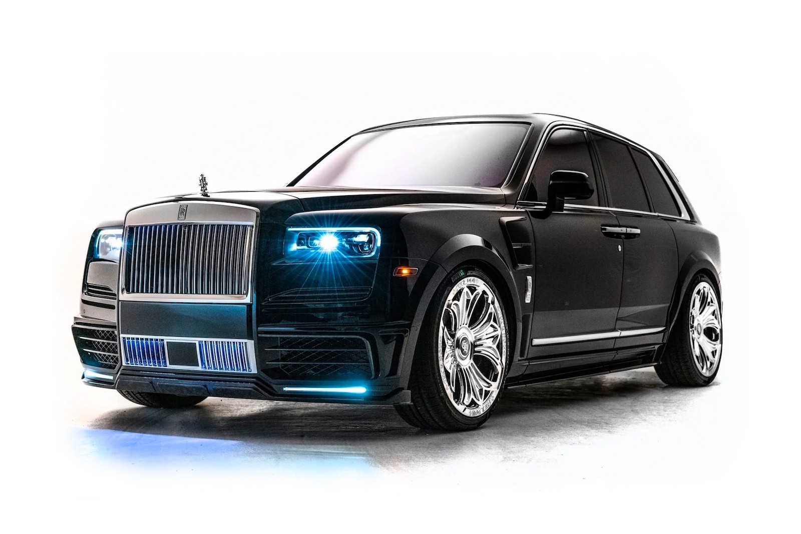 Chrome Hearts Rolls-Royce Cullinan
