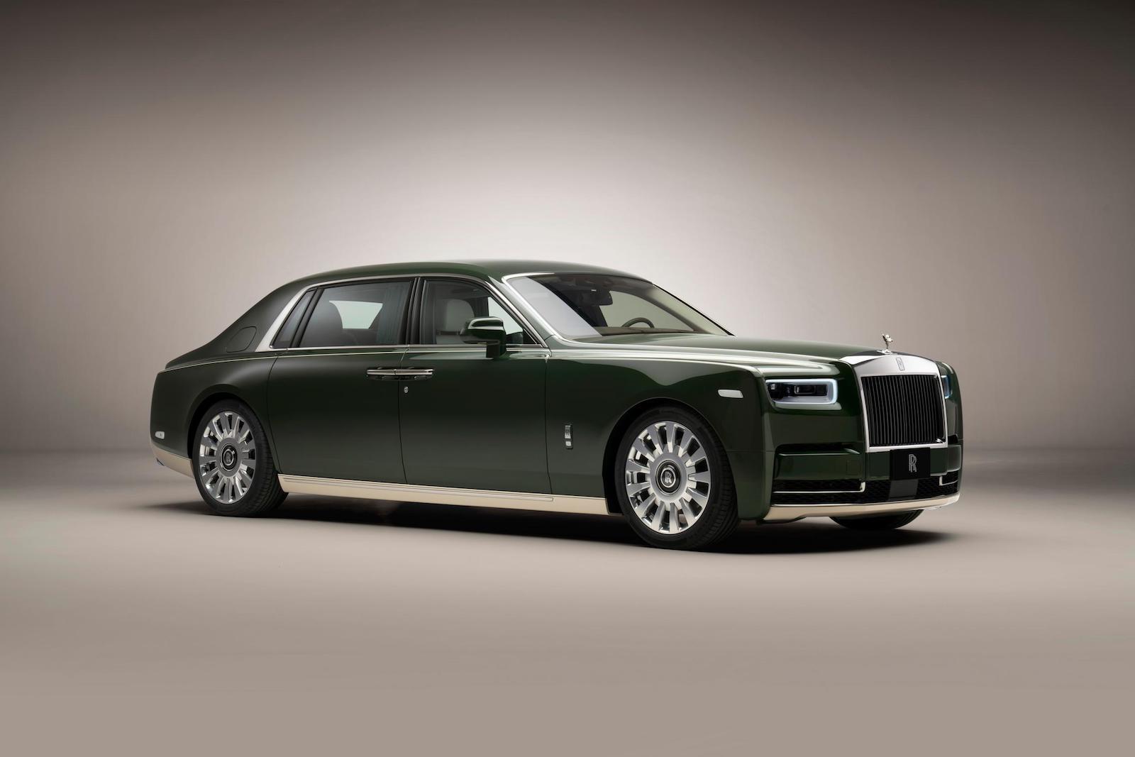 Hermes Rolls Royce-Phantom