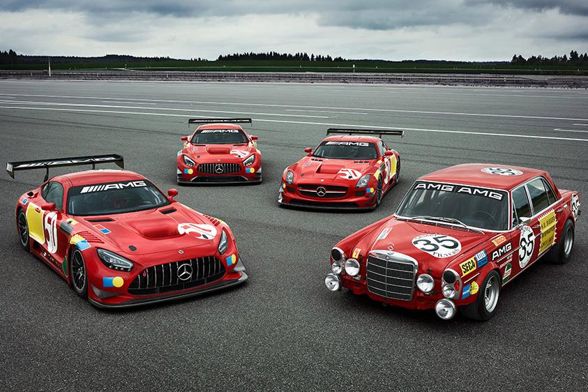 Mercedes-AMG 'Red Pig'