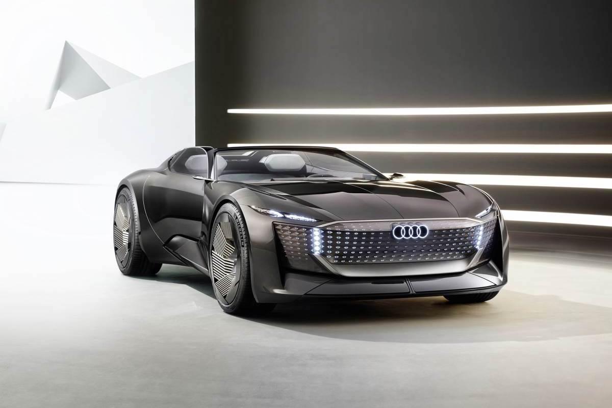 Audi Skysphere EV Concept