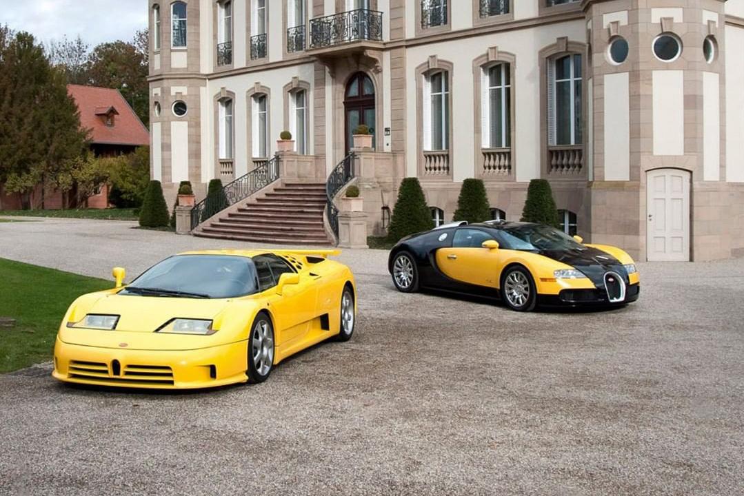 Bugatti EB110 30th Anniversary