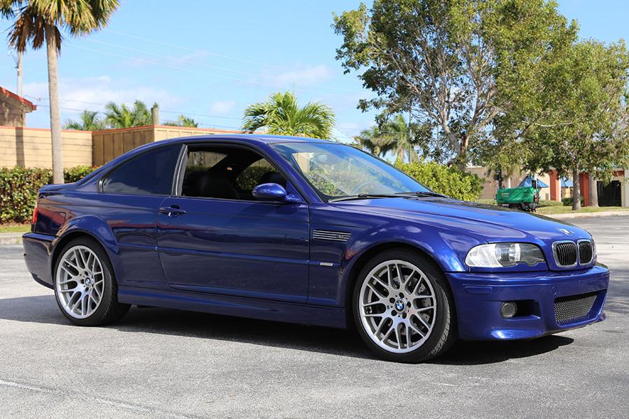 BMW E46 M3 Buyer's Guide